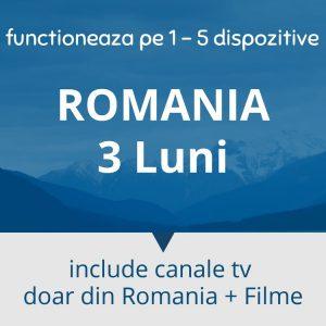 ROMANIA - 3 Luni