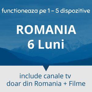 ROMANIA - 6 Luni