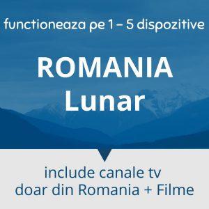 ROMANIA - Lunar
